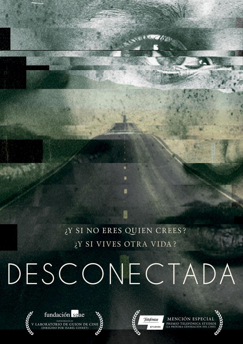 Poster Desconectada