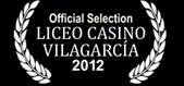 Award Liceo Casino 2012