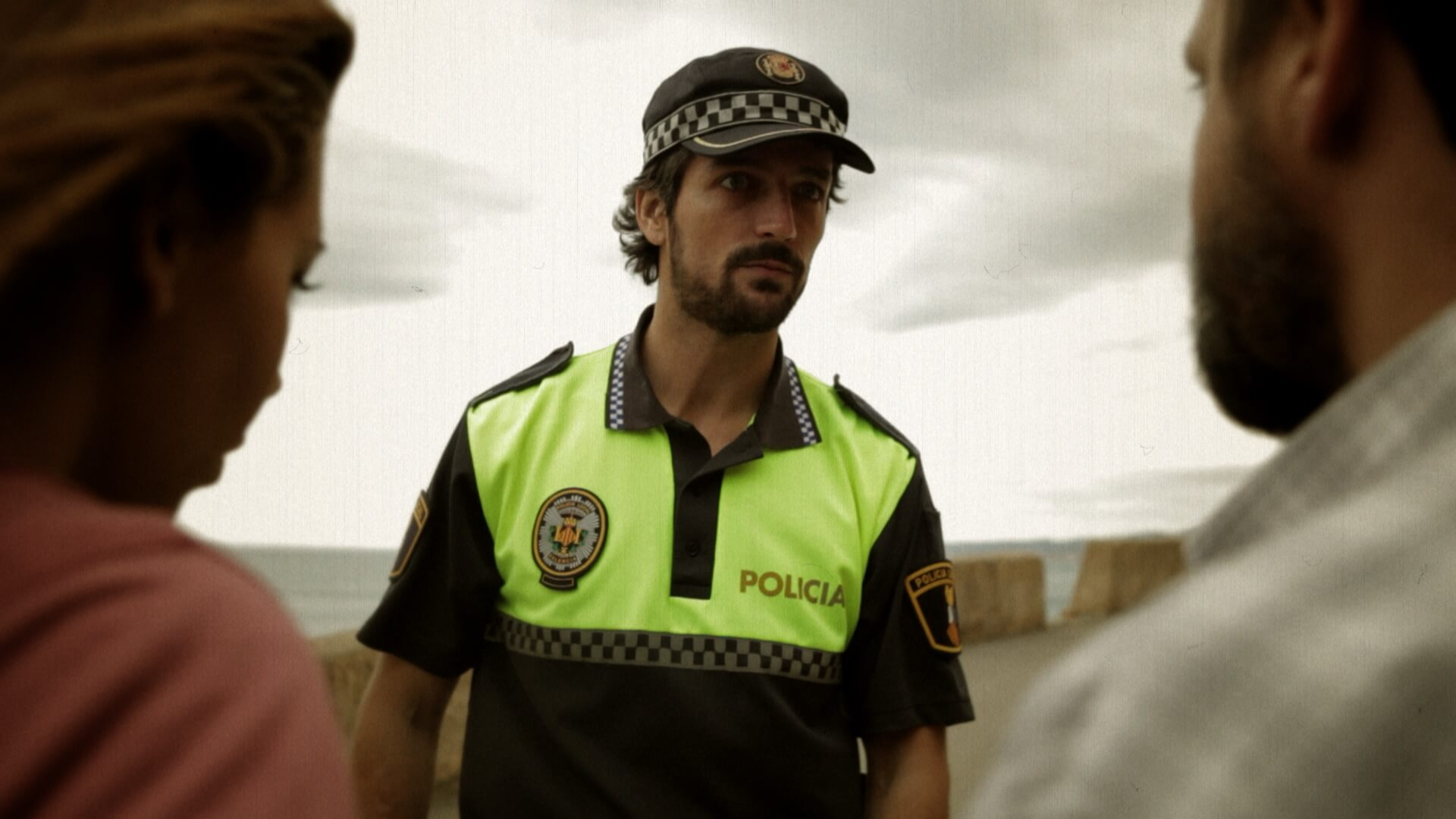 La Cruz Policeman Pablo Castañón