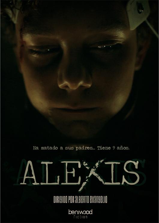 Portfolio Poster Alexis
