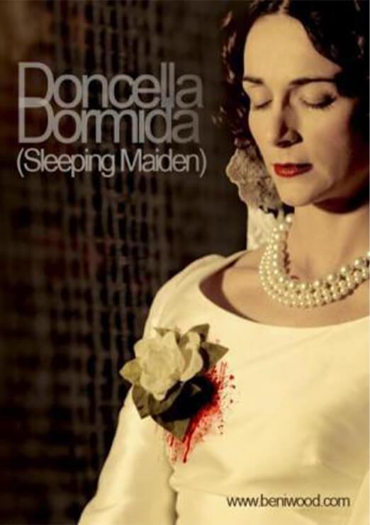 Portfolio Poster Doncella Dormida
