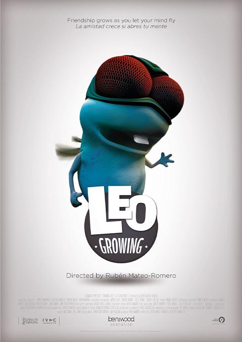 Portfolio Poster Leo Creciente