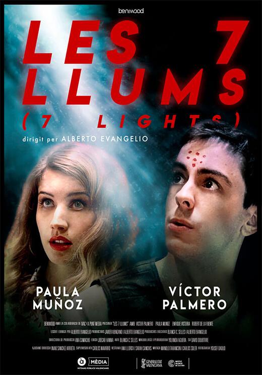 Portfolio Poster Les 7 Llums