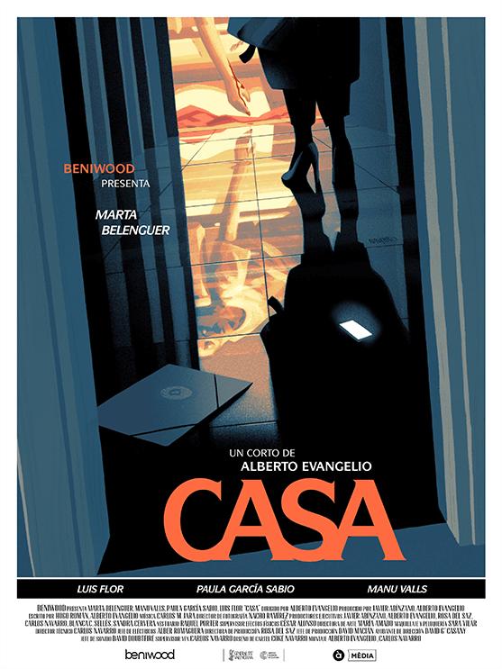 Poster Casa