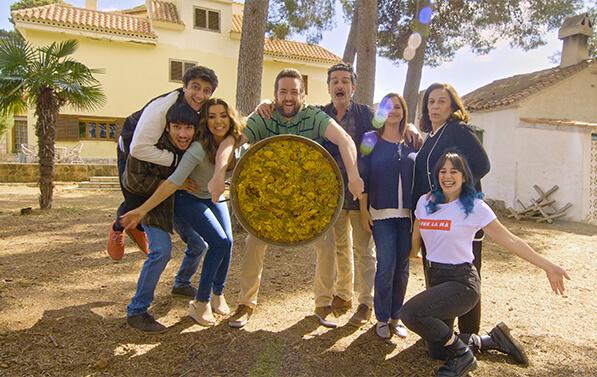 TimeLine Diumenge Paella