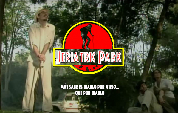 TimeLine Jeriatrick Park